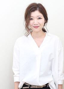 スタイリスト大形友紀惠